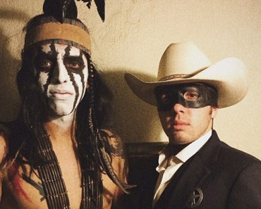 the lone ranger and tonto halloween costume