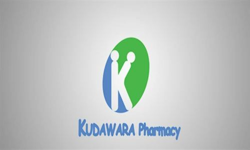 kudaware pharmacy terrible logo fail