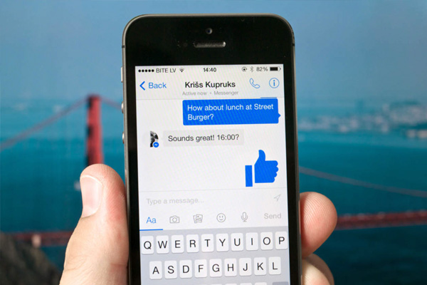 best messaging apps facebook messenger