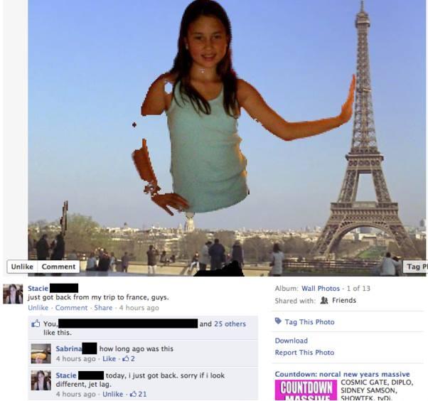 eifell tower photoshop fail