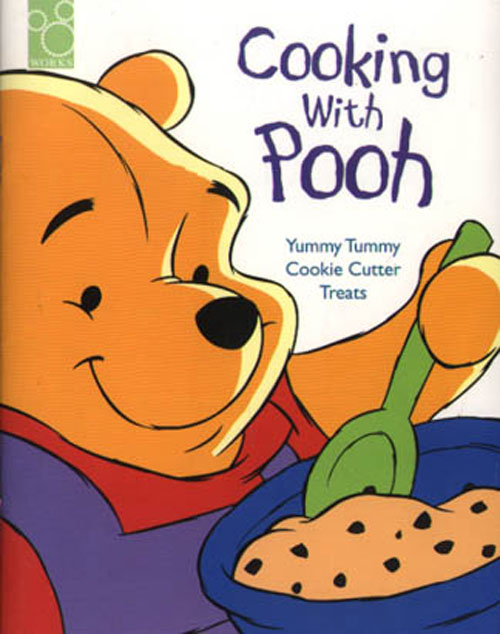 cooking with pooh funny book titles