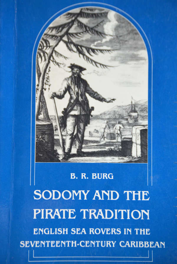 sodomy and the pirate tradition weird book titles
