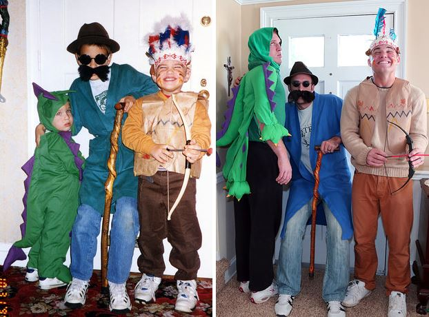 amazing childhood costume photographs