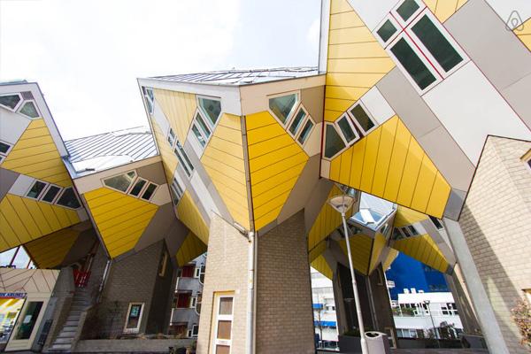 cubehouse rotterdam netherlands