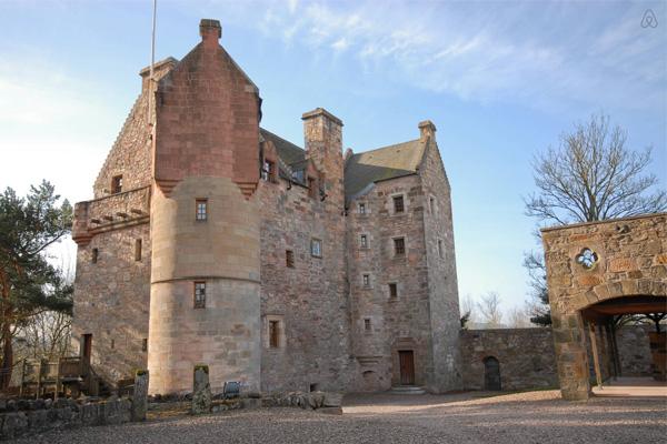 dairsie castle fife scotland