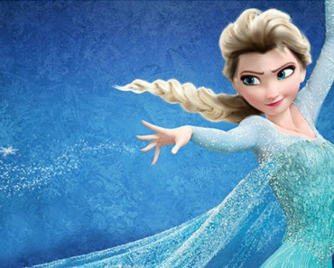 elsa frozen disney princess with realistic hair