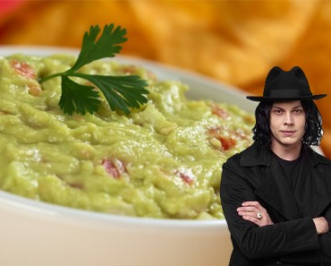 jack white guacamole recipe
