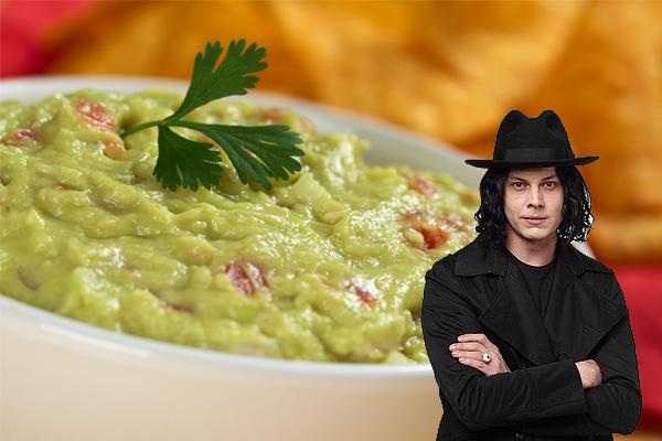 jack white guacamole recipe
