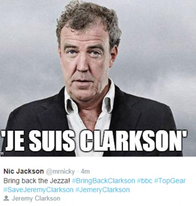 jesuis clarkson
