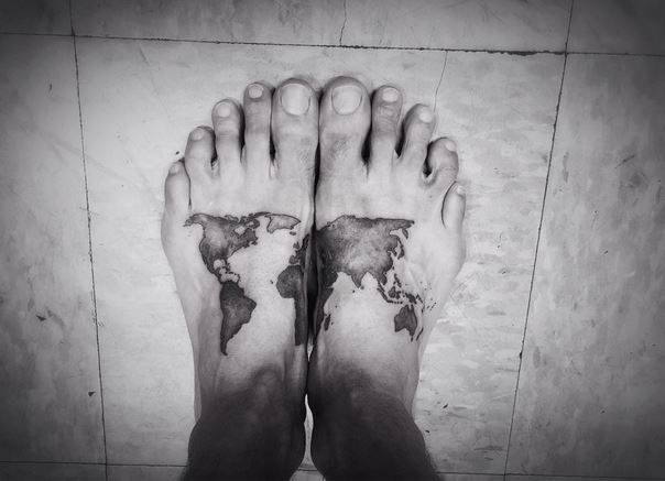 Tattoofeetworld