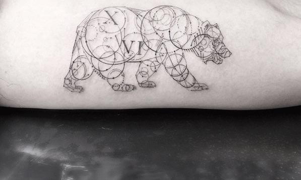 tattoobear