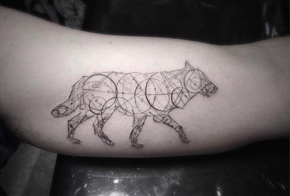 tattoowolf