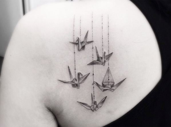 tattooorigami