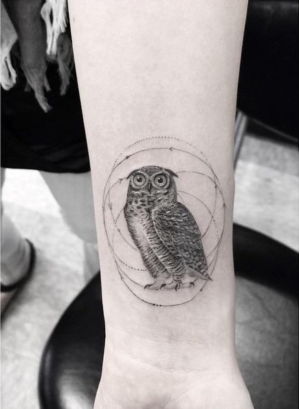 tattooowl