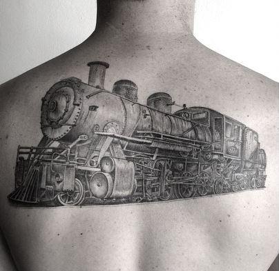 tattootrain