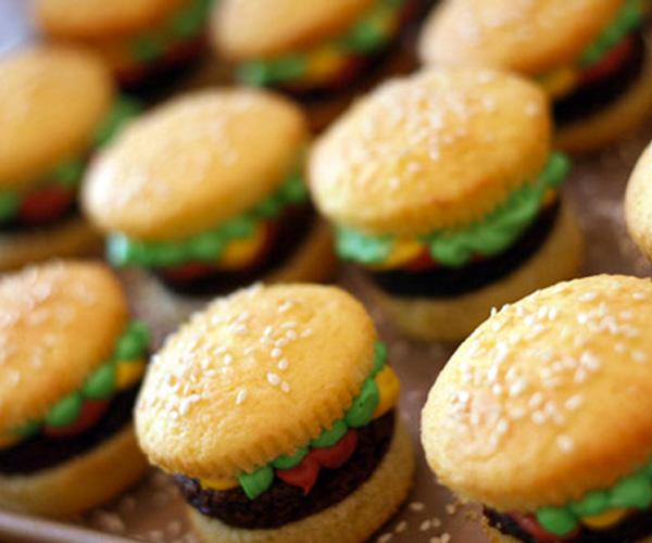cheeseburger-cupcakes
