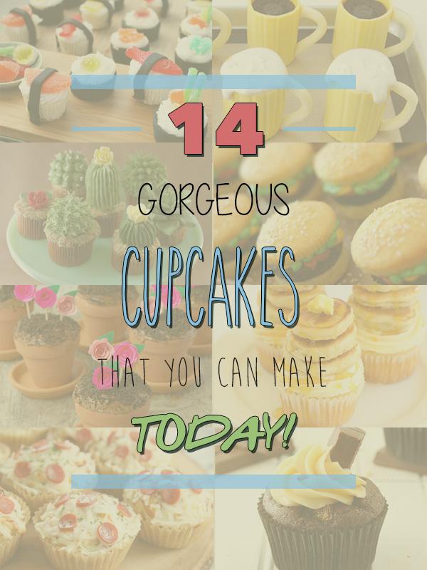 cupcake-recipe-design-poster