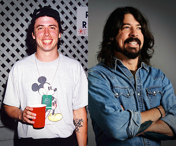 dave-grohl-young-vs-old-foo-fighters-nirvana