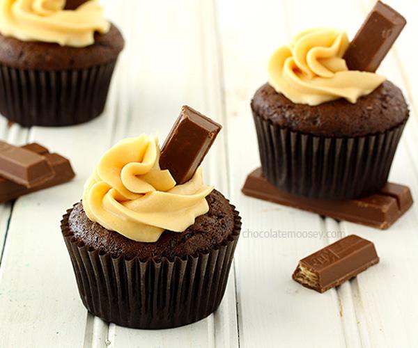 kit-kat-chocolate-cupcake-recipe