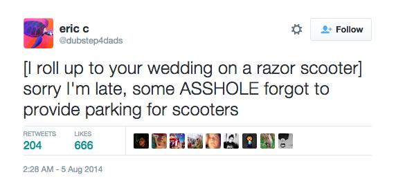 funny wedding twitter 07