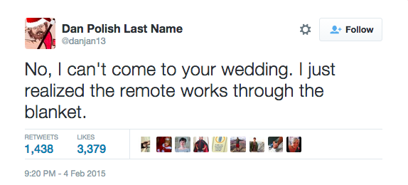 funny wedding twitter 12