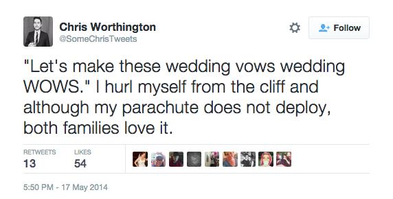 funny wedding twitter 26