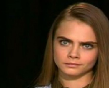 Cara Delevingn The Best Reactions To THAT Interview