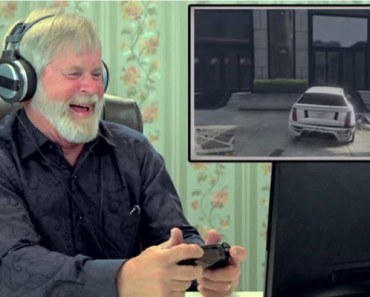 Watch Pensioners Play Grand Theft Auto For The First Time Ever. Their Reactions Are Priceless