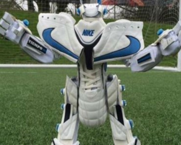 What Happens When Football Boots Meet Transformers