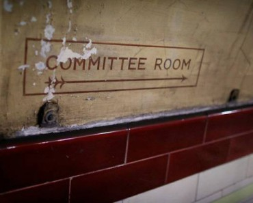 You Can Lease Winston Churchills War Committee Bunker In Abandoned Tube Station