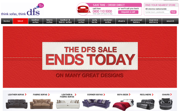 10 dfs sale ends today