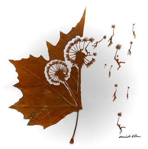 Omid Asadi leaf art-03