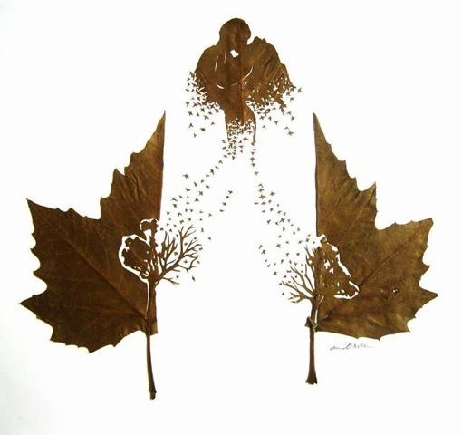 Omid Asadi leaf art-05