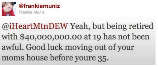 2. Frankie Muniz