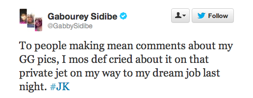 3. Gabourey Sidibe