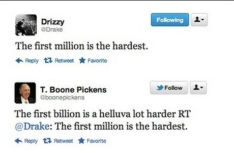 7. T. Boone Pickens