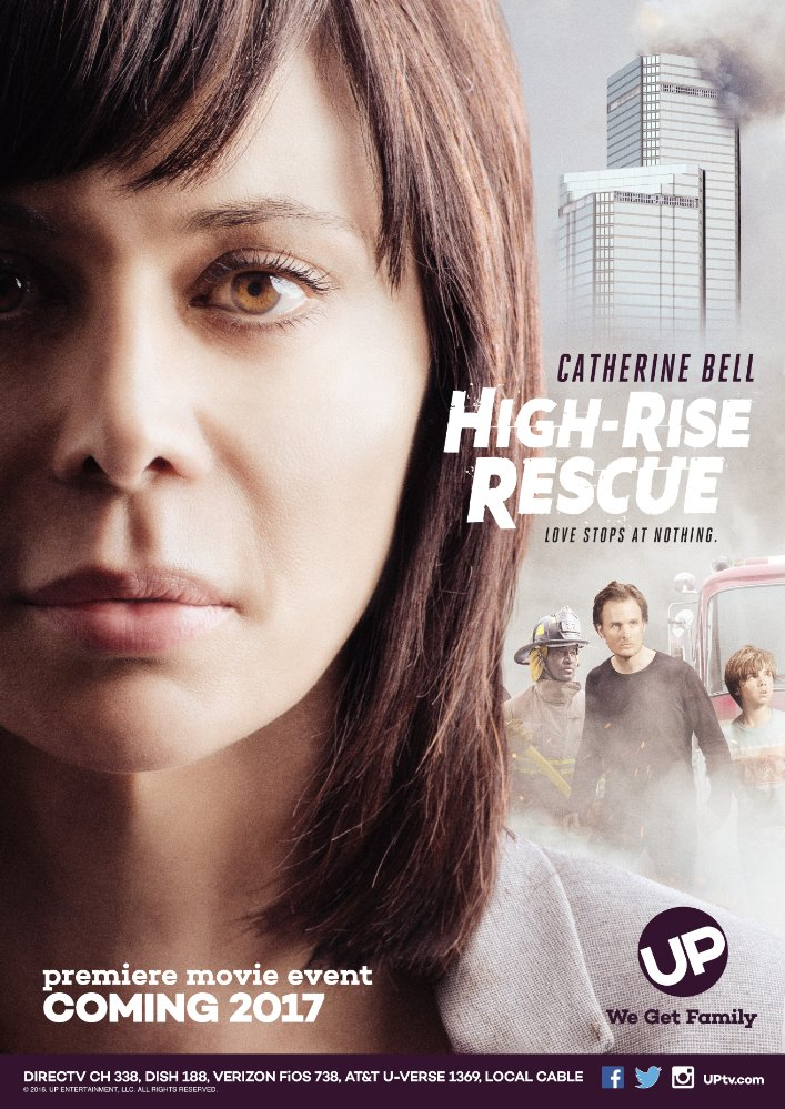 catherine bell in high rise rescue