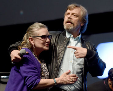 at the Star Wars Celebration at ExCel on July 17, 2016 in London, England.