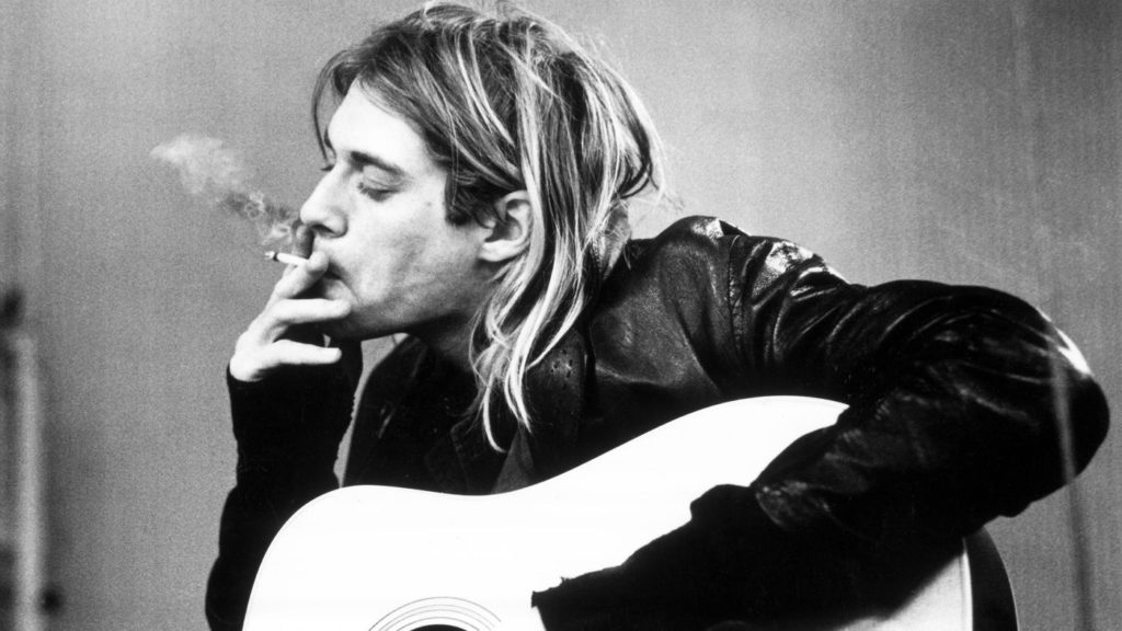 Kurt Cobain. Why, 23 Years After His Death, Is The Nirvana ...