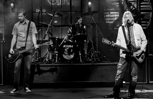 How Did Nirvana Frontman Kurt Cobain Write A Chord Progression